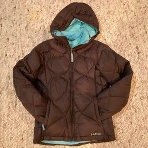 L.L.Bean Jacket Size: M (10-12)